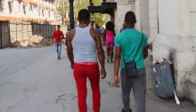 キューバの街並