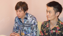 SON四郎の都筑章浩さん、Makotoさん