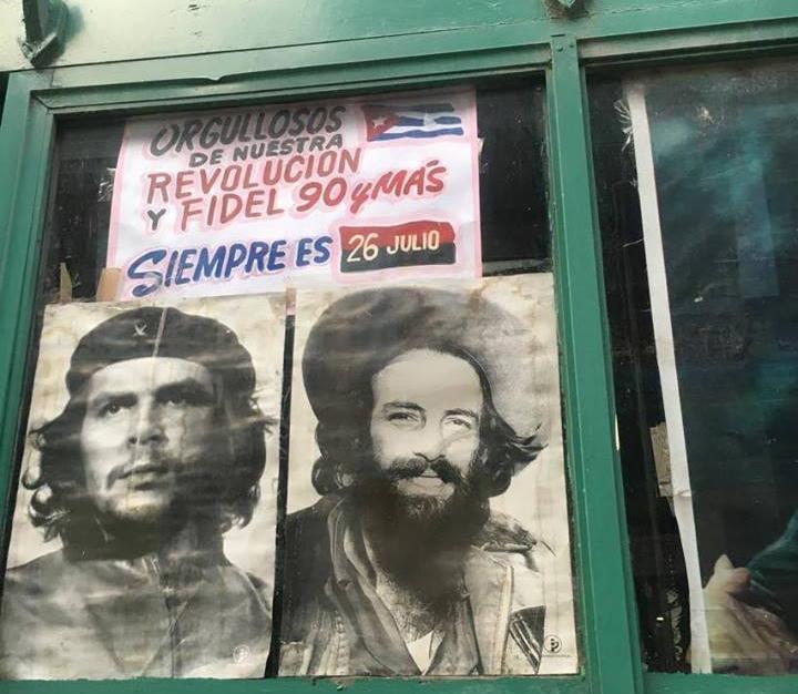 革命記念日の様子