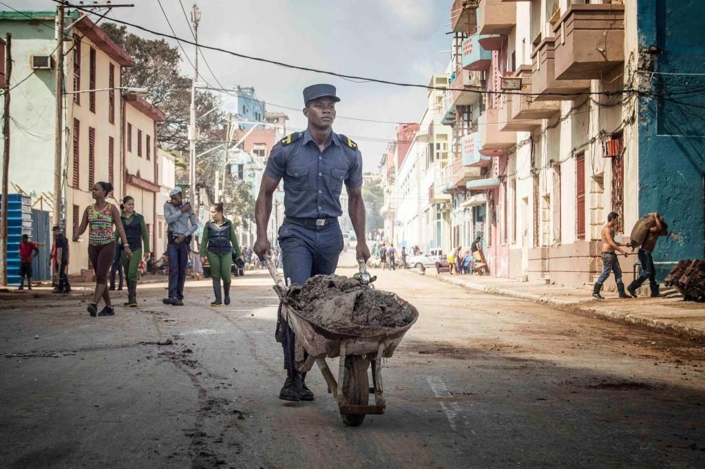 撮影:BMC Life 2017年8月にカリブ海を直撃し、キューバにも大規模な被害をもたらしたハリケーン・イルマ